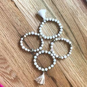 [NWOT] LOFT Beaded Bracelets
